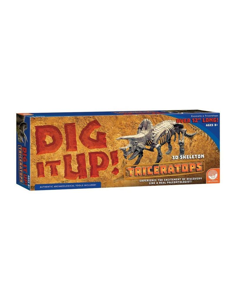 Mindware Dig It Up Triceratops