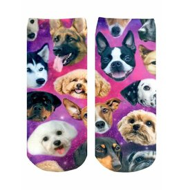 Living Royal Galaxy Puppy Ankle Socks