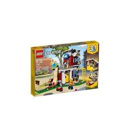 Lego Lego Creator Modular Skate House-Retired
