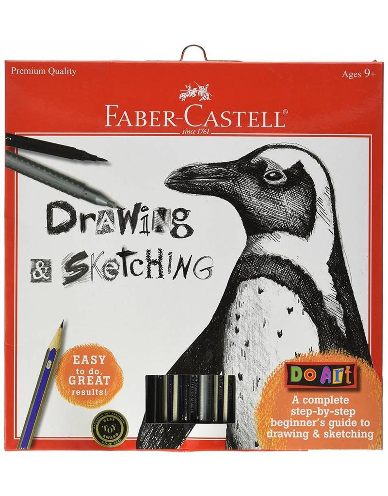 Faber-Castell Do Art Drawing & Sketching