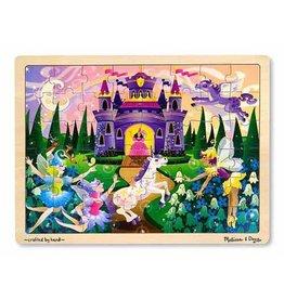 Melissa and Doug Fairy Fantasy Tray Puzzle
