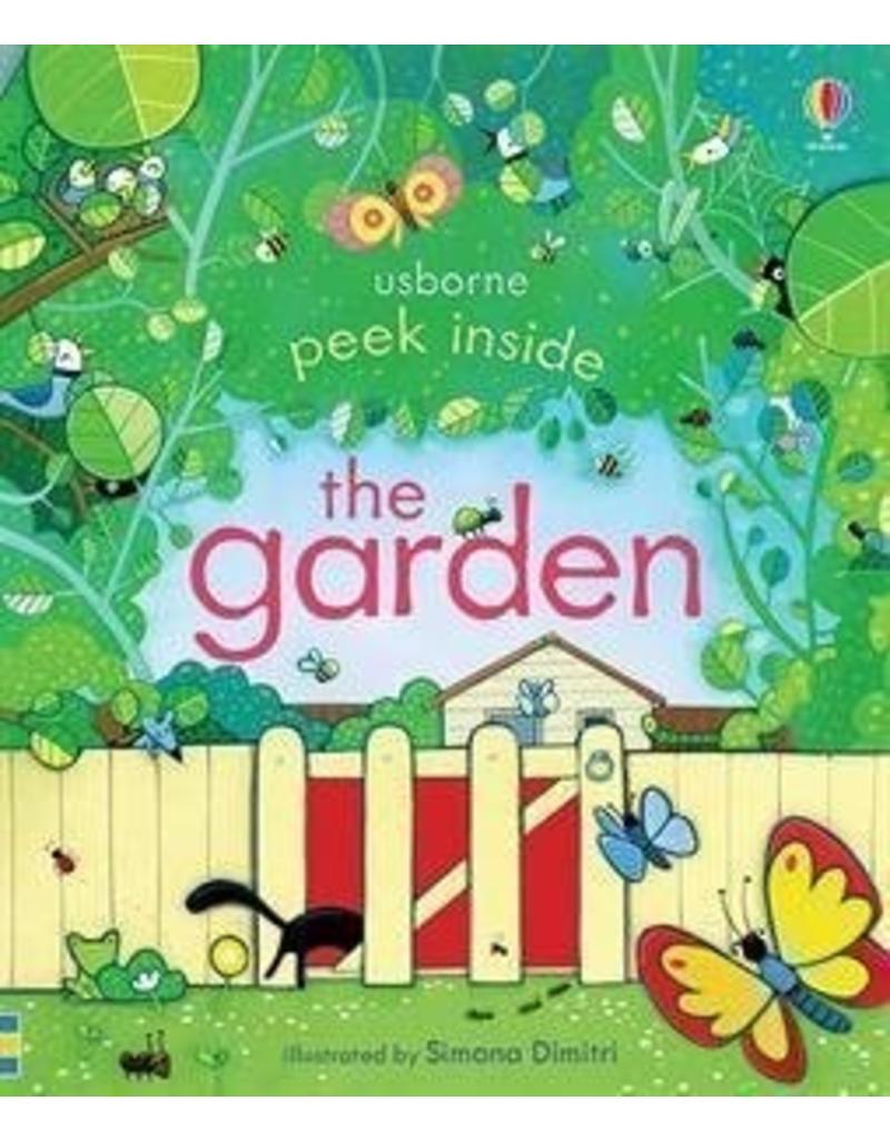 Educational Dev Peek Inside the Garden