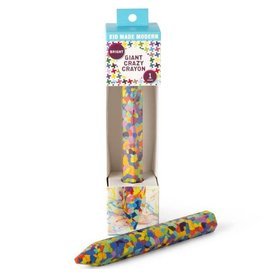 Kids Made Modern Giant Crazy Crayon Bright
