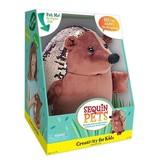 Faber Castel Sequin Pets Hedgehog
