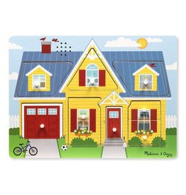 Melissa and Doug Around the House Sound Pzl