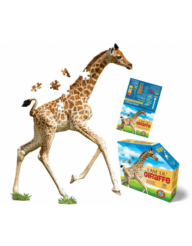 Madd Cap Madd Capp Lil Giraffe Puzzle
