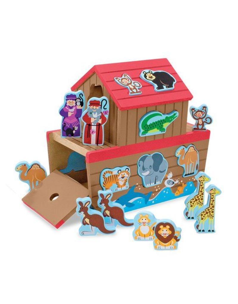 Melissa and Doug Noah's Ark Play Set