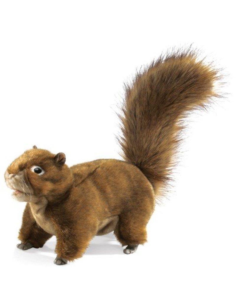 Folkmanis Red Squirrel Puppet