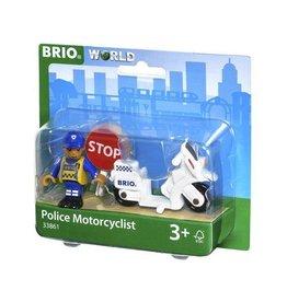 Ravensburger Brio Police Motorcycle