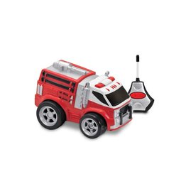 Kid Galaxy Soft Body RC Fire Truck