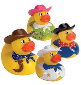 Schylling Cowboy Duck