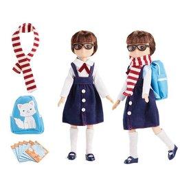 Schylling Lottie -School Days