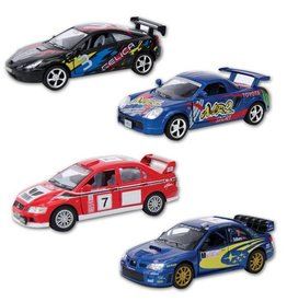Schylling Die-cast Street Fighters