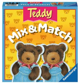 Ravensburger Teddy Mix and Match