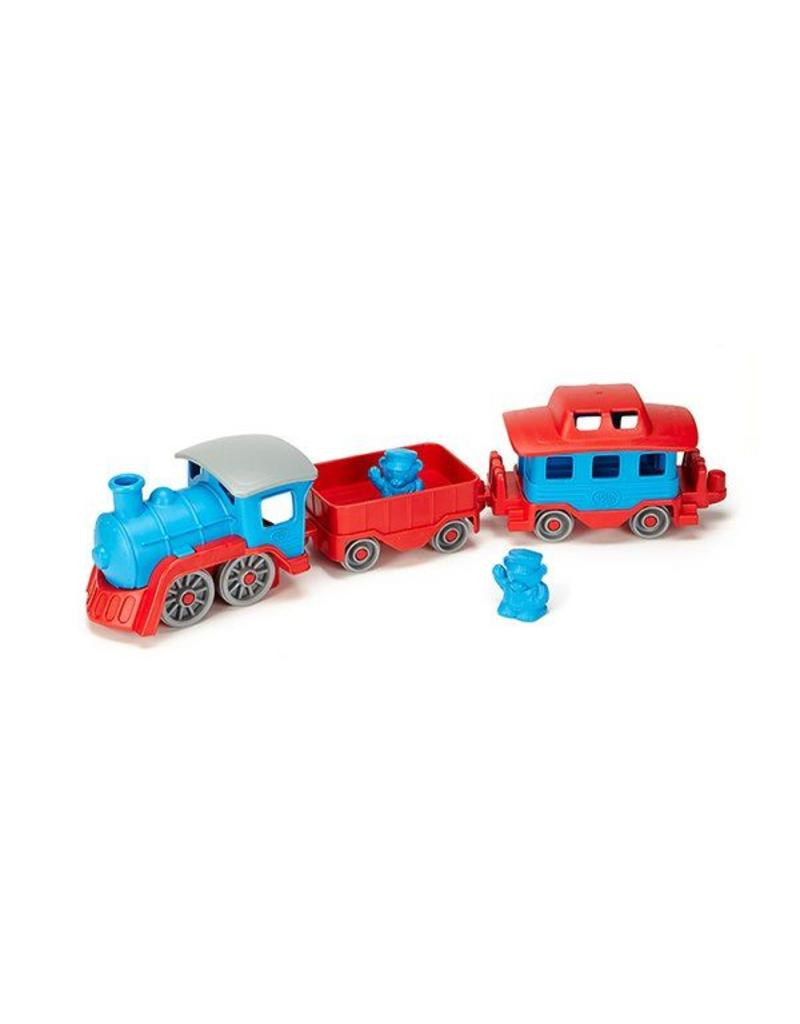 Green Toys Green Toys Train - Blue