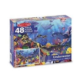 Melissa and Doug Underwater Floor Puzzle