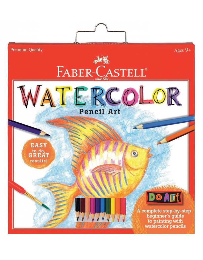 Faber Castel Do Art Watercolor Pencils