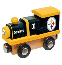 Masterpieces Puzzles Pittsburgh Steelers Train Engine