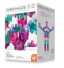 Mindware Q-BA-MAZE Big Box Bright Colors