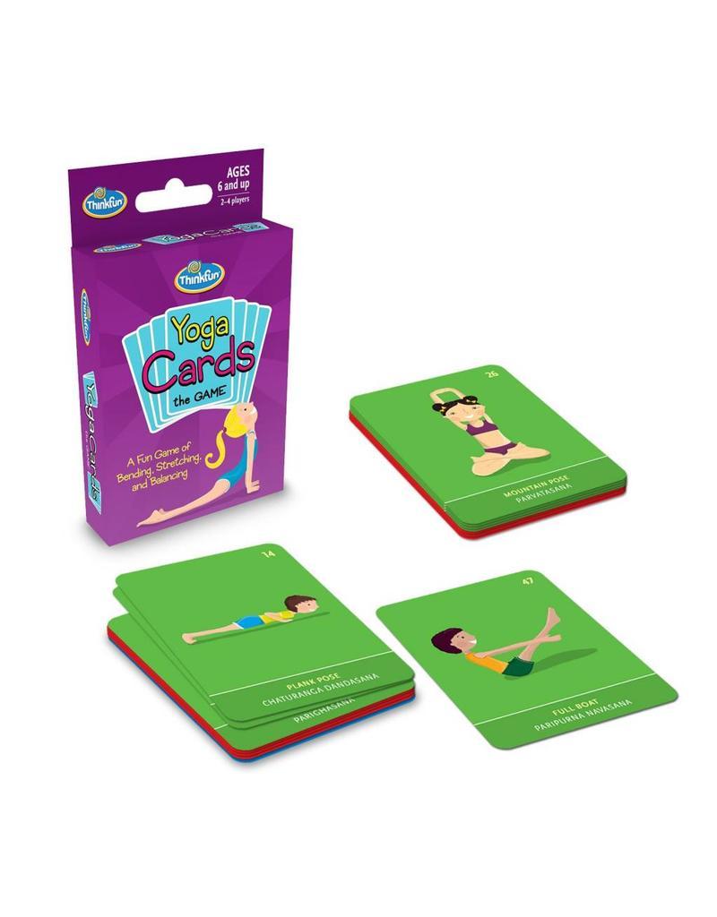 Think Fun Yoga Cards