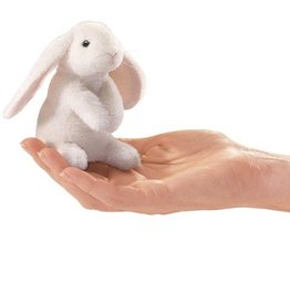 Folkmanis Mini Lop-Eared Rabbit Puppet- Easter
