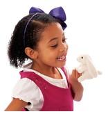 Folkmanis Mini Lop-Eared Rabbit Puppet