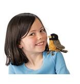 Folkmanis Mini Robin Puppet