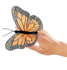 Folkmanis Mini Monarch Butterfly Puppet