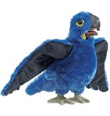 Folkmanis Blue Macaw Puppet