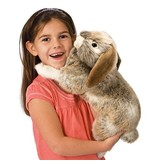 Folkmanis Holland Lop Rabbit Puppet
