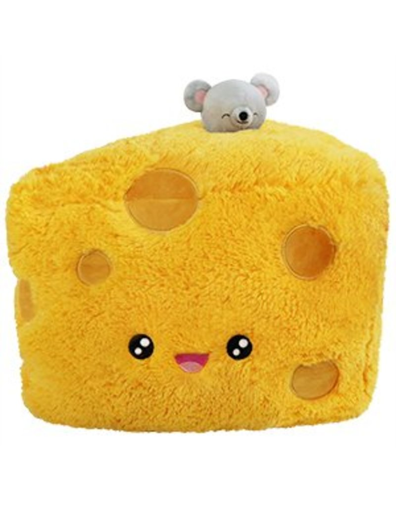 Cheese Wedge Squishable