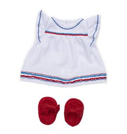 Manhattan Toys Baby Stella Liberty Dress