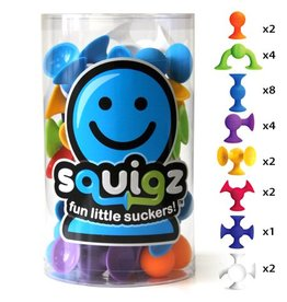 Fat Brain Squigz Starter Set