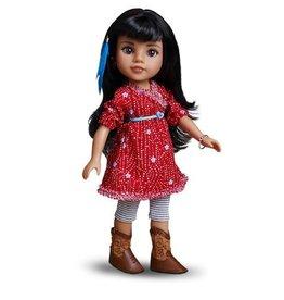 Heart to Heart Mosi - Native American Doll