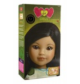 Heart to Heart Tipi - Laos Doll