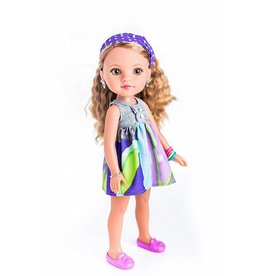 Heart to Heart Lauryce - New Orleans USA Doll