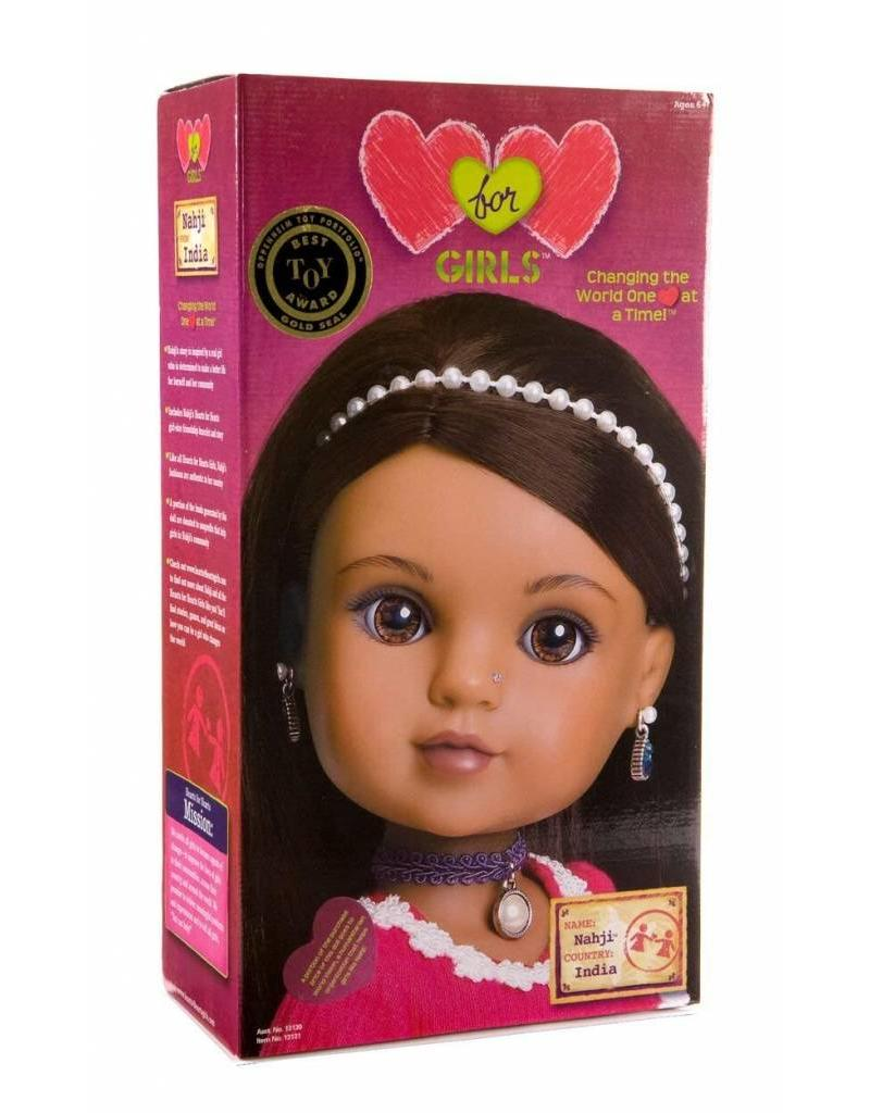 Heart to Heart Nahji - India Doll