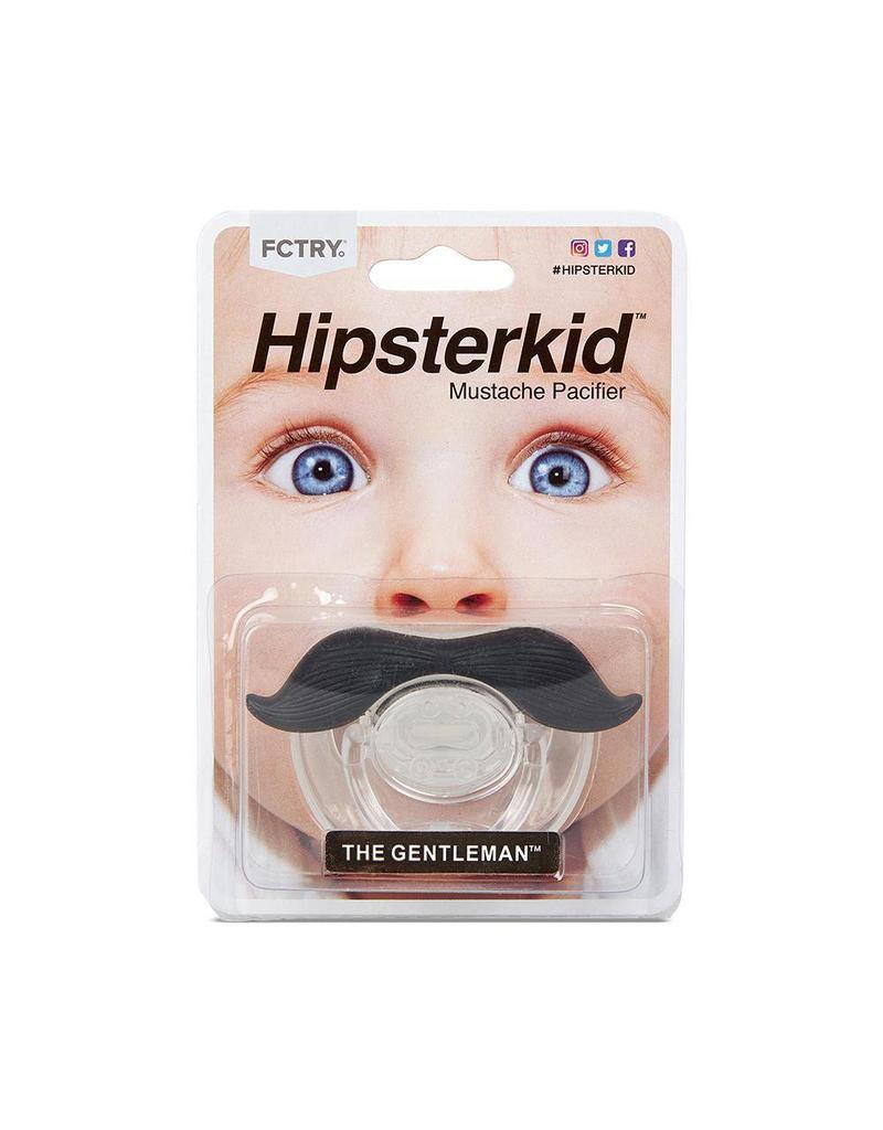Mustachifier Pacifier Gentleman