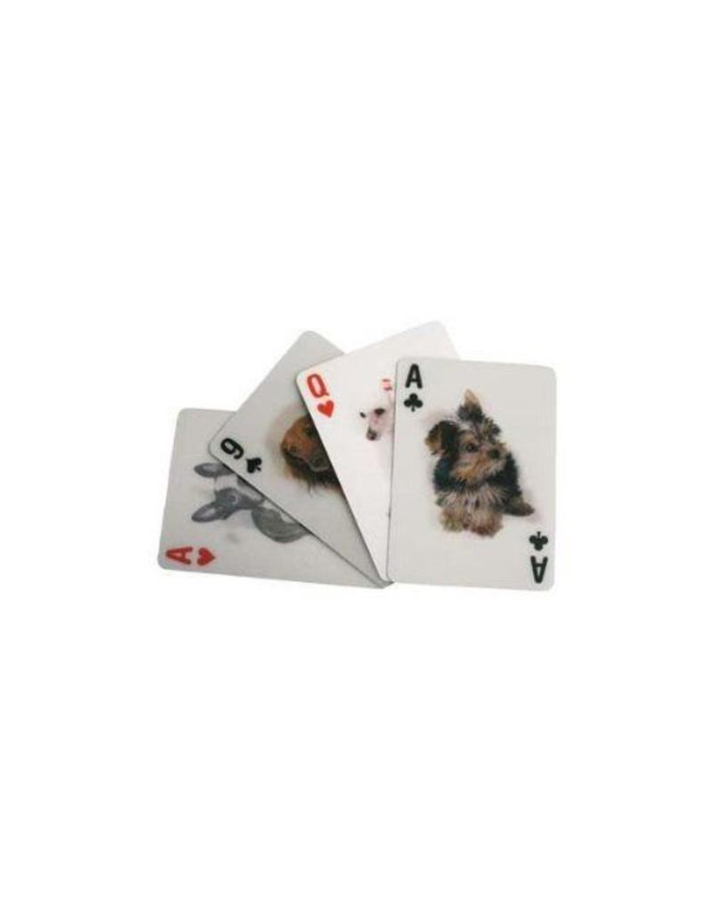 Dog Lenticular Playing Cards