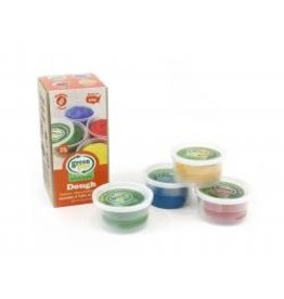 Green Toys Green Toys Dough 4 pack