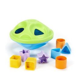 Green Toys Shape Sorter - Green Toys