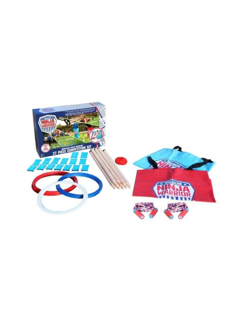American Ninja Warrior Complete Competition Set