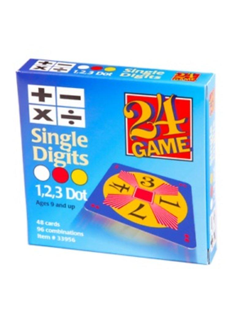 Suntex 24 Game - Single Digit