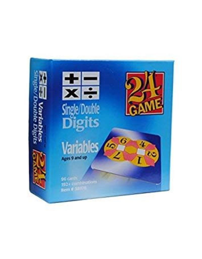 Suntex 24 Game - Variables