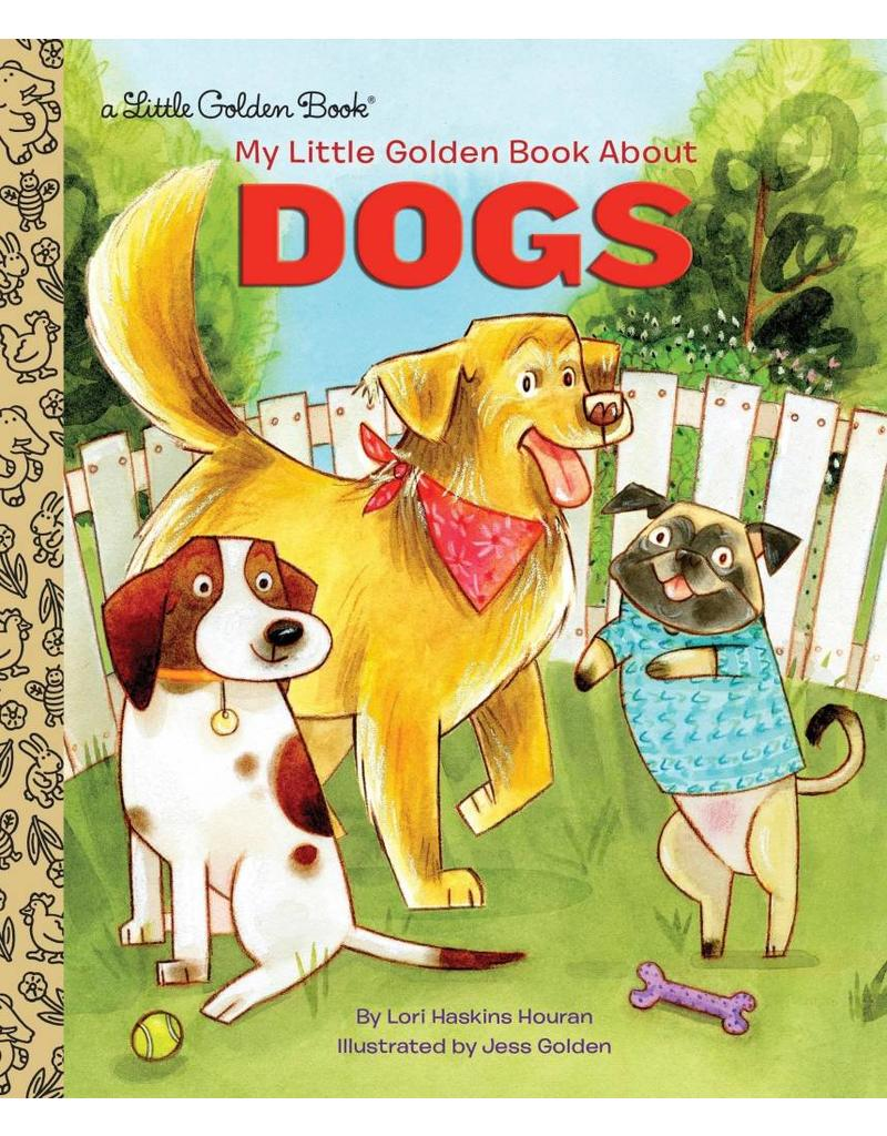 Random House My Little Golden Book about Dogs