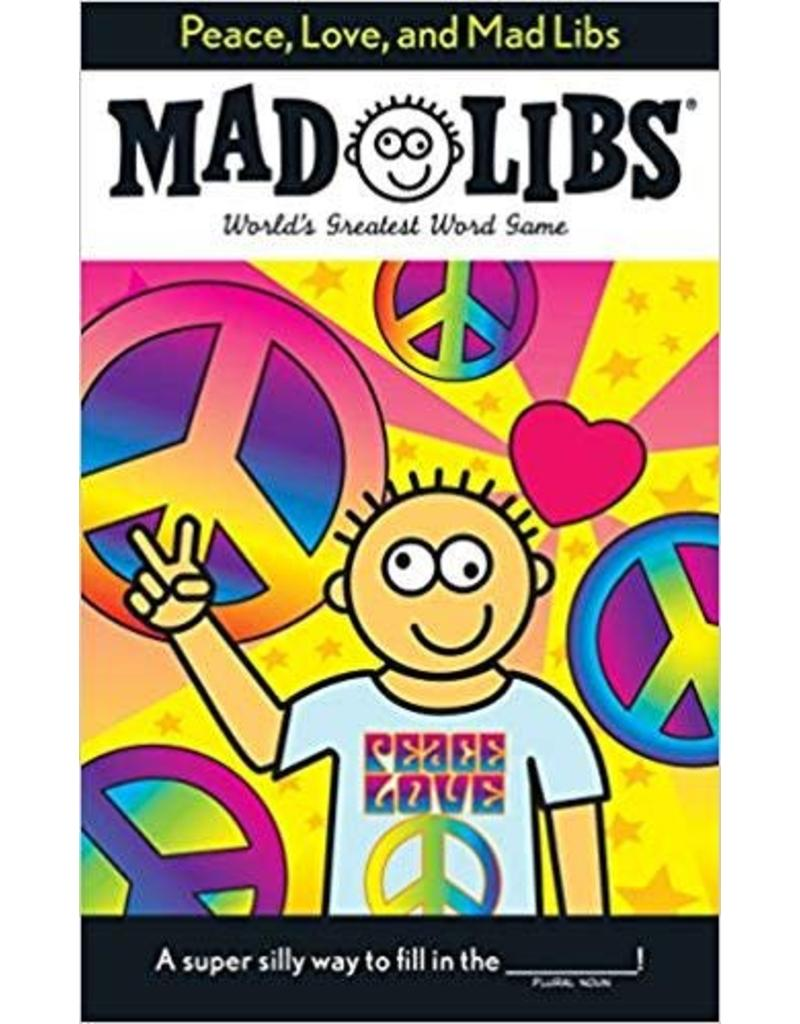 Penguin Peace, Love, and Mad Libs