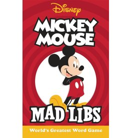 Penguin Mickey Mouse Mad Libs