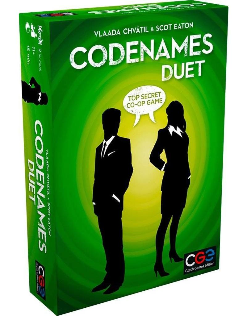 Czech Games Codenames Duet