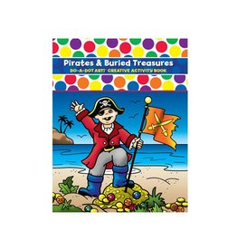 Do-A-Dot Pirates & Treasure Do-a-Dot Book