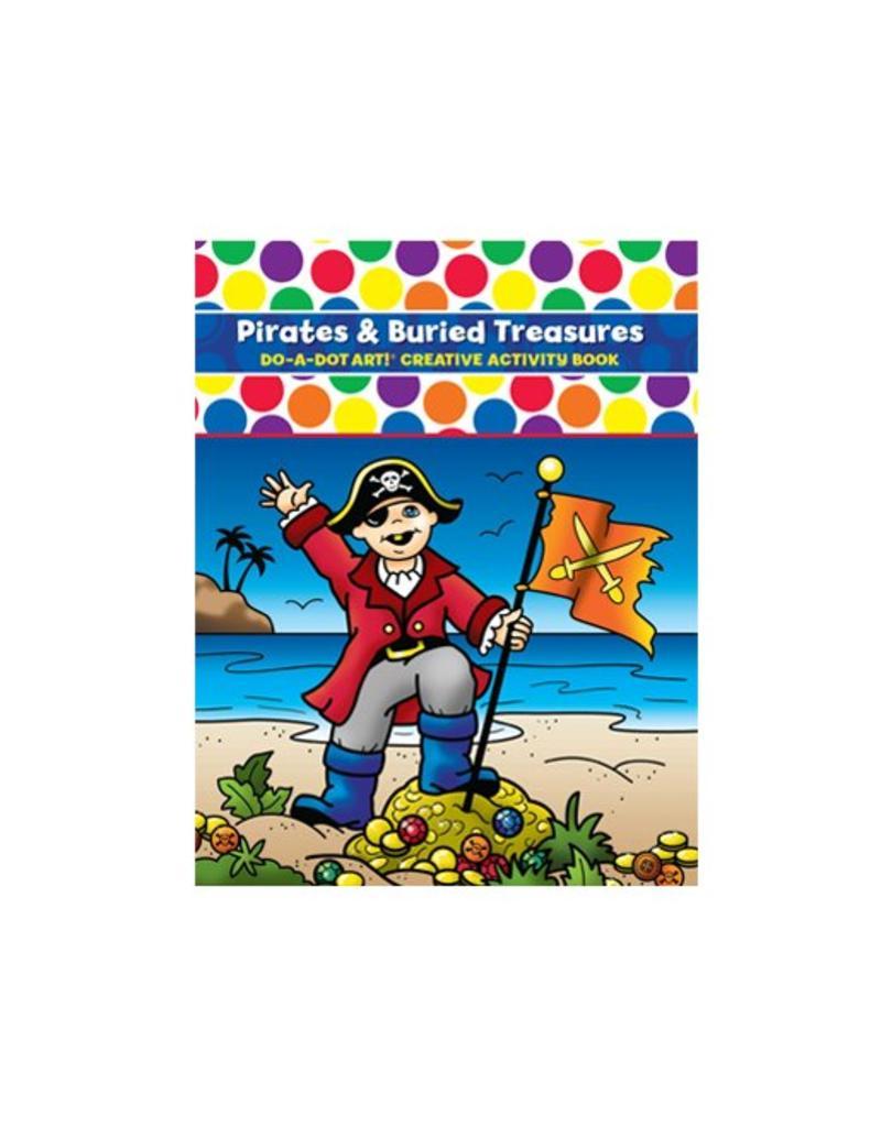 Do-A-Dot Pirates & Treasure Do-a-Dot Book